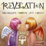 INTERVIEW WITH THE TEAM BEHIND REVELATION! LAEL BELLOTTI, HARNOIS & ALEX LARICHEV